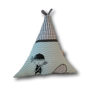 Le coussin tipi