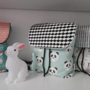 Le sac à dos personnalisable avec vos tissus