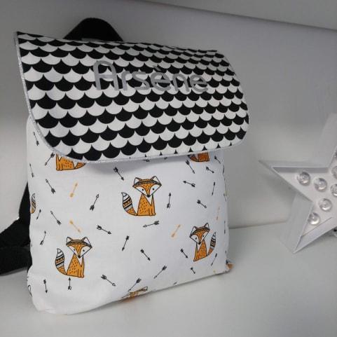 Le sac à dos maternelle