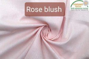 Coton rose blush