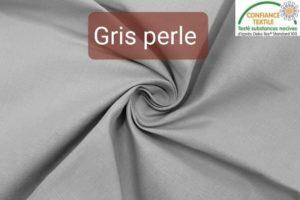 coton gris perle