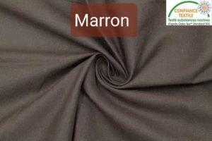 coton marron