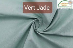 coton vert jade