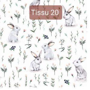tissu 20