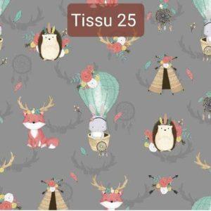 tissu 25