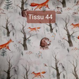 tissu 44