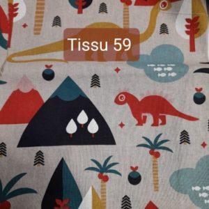 tissu 59