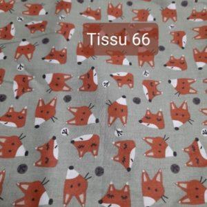 tissu 66