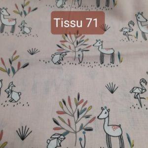 tissu 71