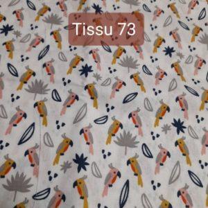 tissu 73