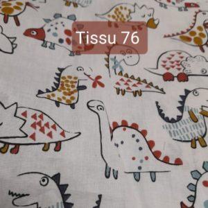 tissu 76