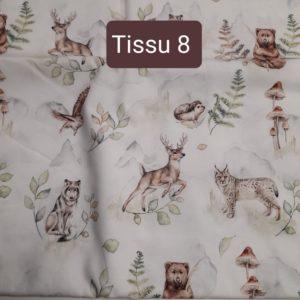 tissu 8