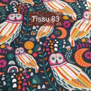tissu 83