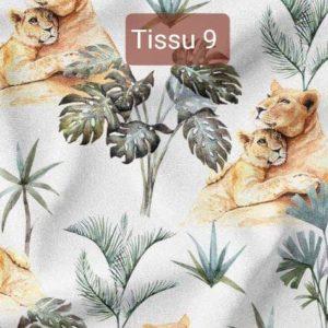 tissu 9