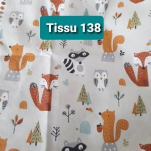 tissu 138