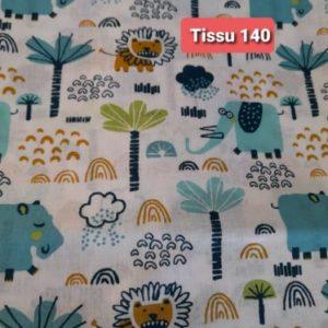 tissu 140