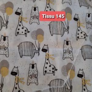 tissu 145